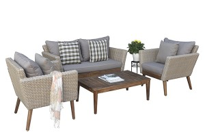 Lacerta Minor Sofa Set