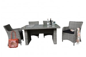 Bellaire Pyxis Dining Set