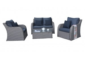 Canton Minor Sofa Set
