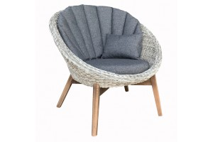 Round Lounge Chair